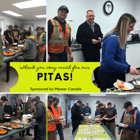 Staff Pita Lunch