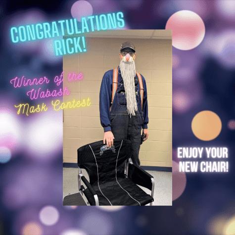 congratulations rick!