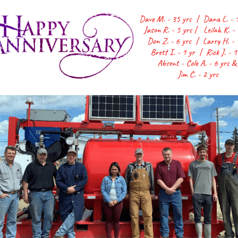 June 2019 Work Anniversary