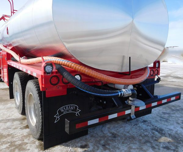 Wabash Water Truck