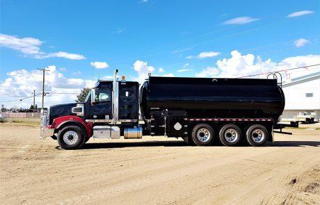 Truck Tanks Aluminum
