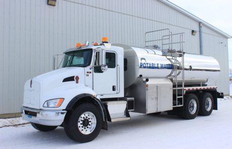 Potable Water Truck