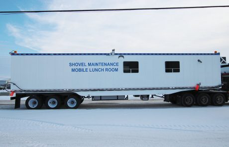 Mobile Lunch Trailer