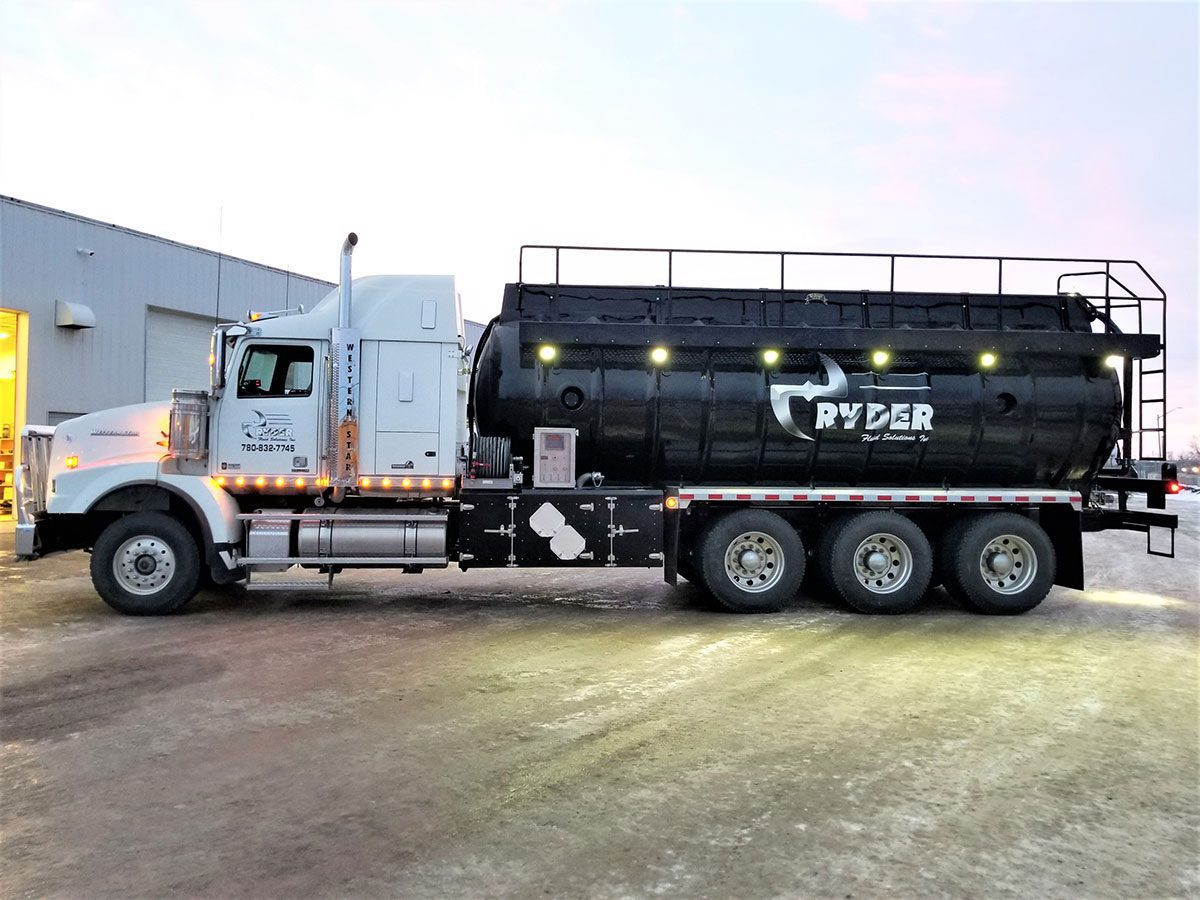 Fiberglass Reinforced Plastic (FRP) tanks