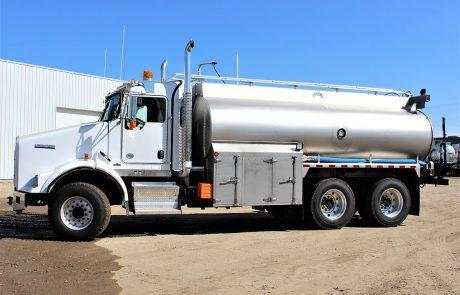 Truck Tanks Stainless & Mild Steel