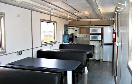 Mobile Lunch Unit