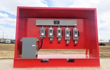 Power Distribution Skid