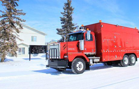 Fuel & Lube Truck