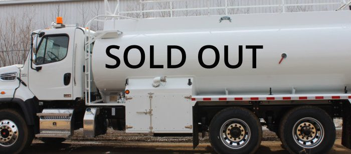 Potable Water Truck for Sale