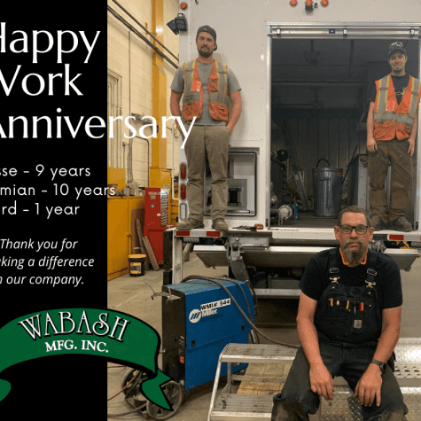 August 2020 Work Anniversaries
