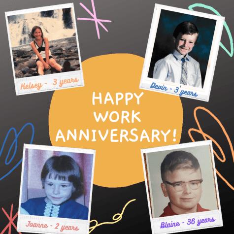 Happy work anniversary!