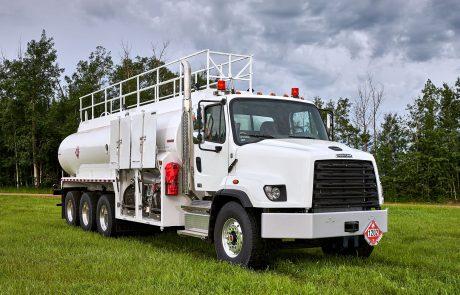 Refueler Truck